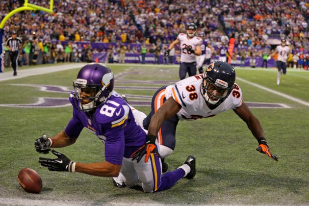 Bears vs. Vikings: Full Report Card Grades for Chicago
