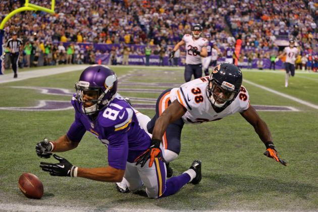 Bears vs. Vikings: Full Report Card Grades for Chicago