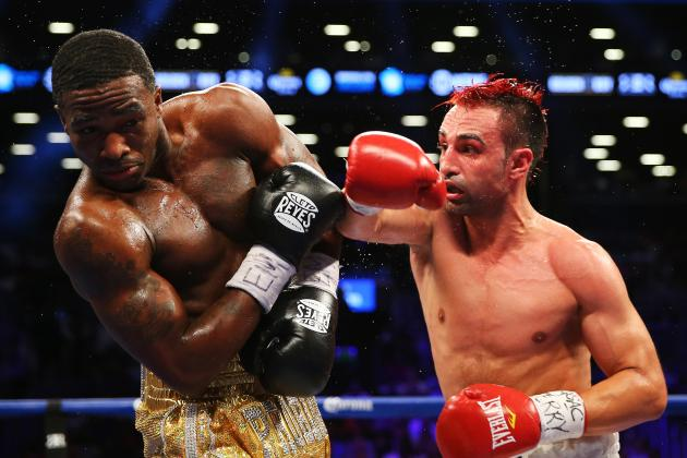 Paulie Malignaggi vs. Zab Judah: Preview and Prediction for Welterweight Bout