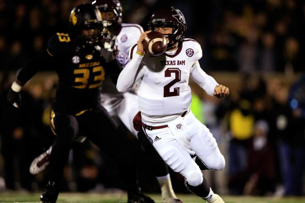 Texas A&M Football: Aggies' Late-Season Struggles Are Cause for Concern