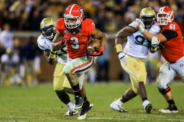 Georgia Football: Re-Imagining the Bulldogs 2013 Season Without Injuries