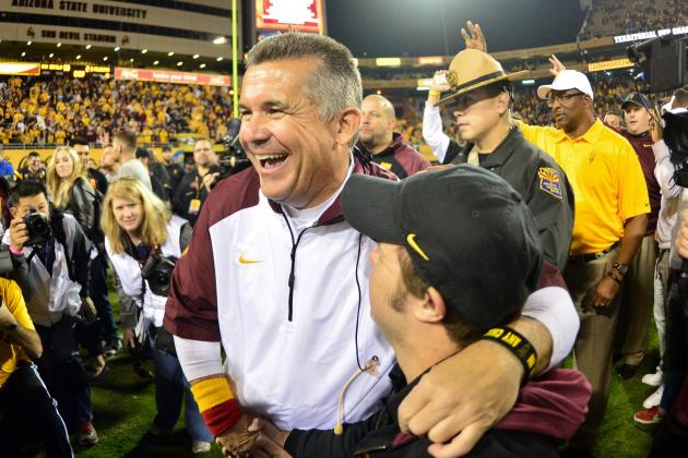 Arizona State Football: How Todd Graham Turned the Sun Devils into Winners