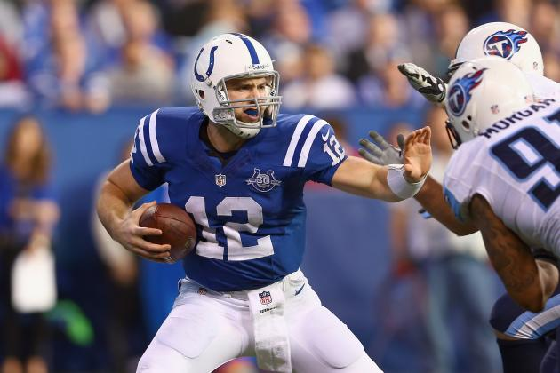 Titans vs. Colts: Full Roster Report Card Grades for Indianapolis
