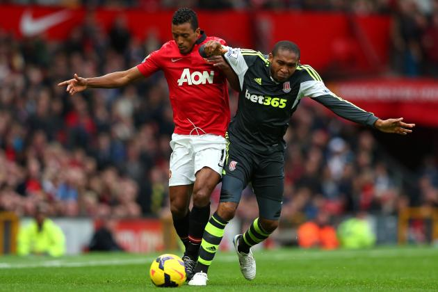 Nani Transfer Rumours: Latest News on the Man United Star (Week of December 2)