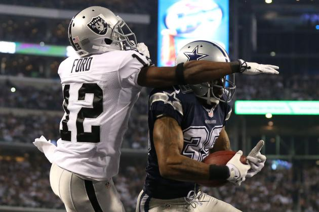 Raiders vs. Cowboys: Full Roster Report Card Grades for Oakland