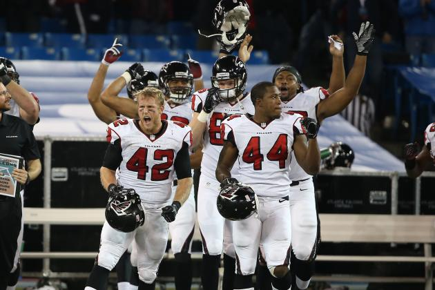 Falcons vs. Bills: Full Roster Report Card Grades for Atlanta