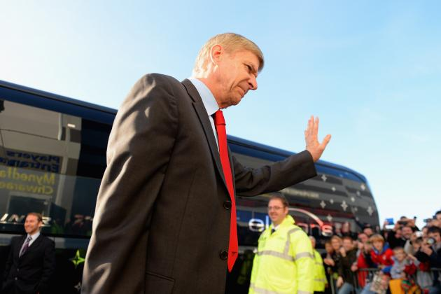 Arsenal Transfer News and Rumours Tracker: Week of Dec. 2