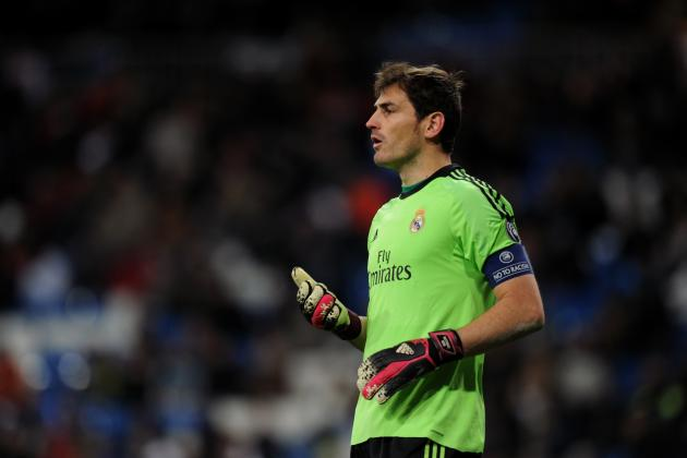 Iker Casillas Transfer News and Rumors Tracker: Week of December 2