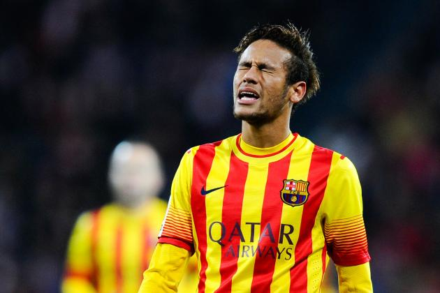Barcelona's Cursed Catalan Kit and Other Unlucky Strips