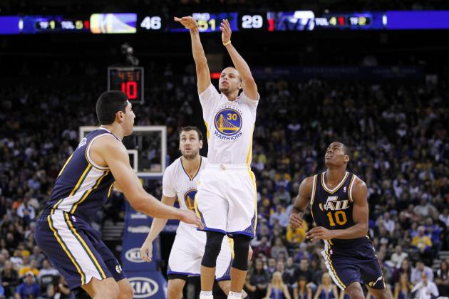 Stephen Curry: Ranking the Sharpshooter's 5 Best Performances