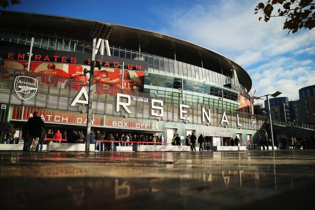 Ranking Every Premier League Club by Stadium Naming Rights Potential