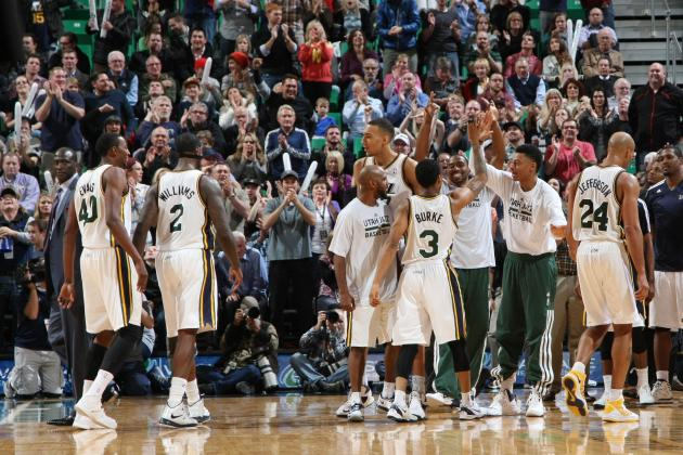 Utah Jazz Power Rankings: Rating Every Player After First 6 Weeks