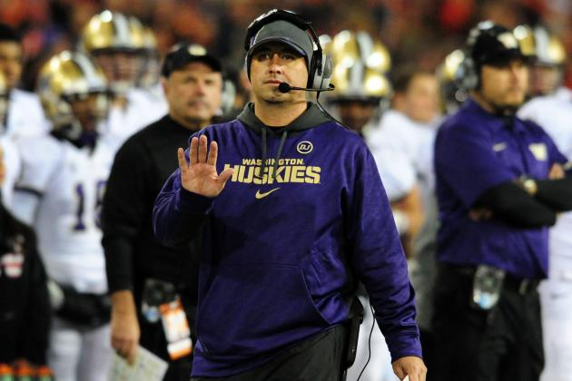 Washington Football: 5 Potential Candidates to Replace Steve Sarkisian