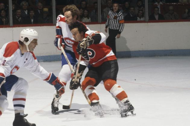 Ranking the Best Nicknames in Philadelphia Flyers History