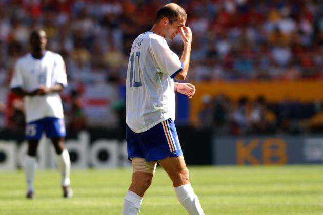 5 Best Teams Who Failed to Make It Through a World Cup Group Stage