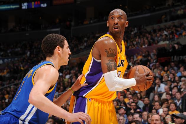 How Each LA Lakers Role Player Can Help Kobe Bryant the Most