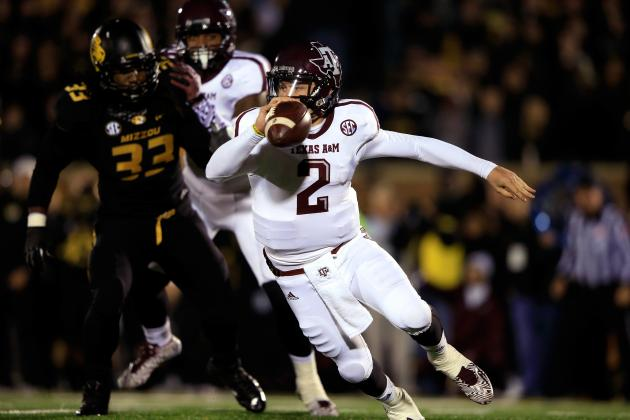 Johnny Manziel and 6 2014 Draft Prospects Destined for NFL Failure