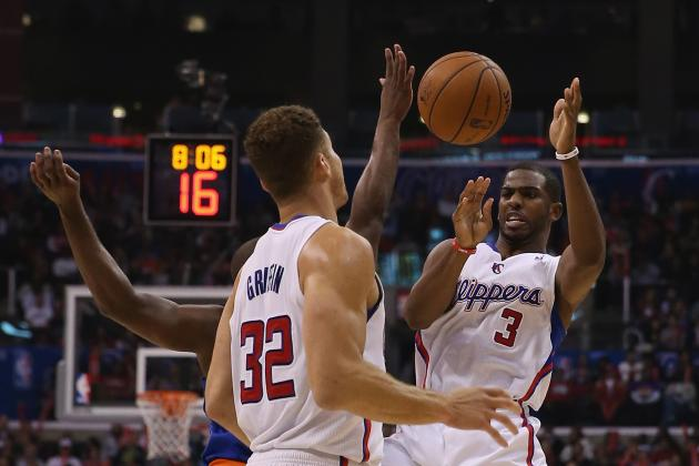 LA Clippers Power Rankings: Rating Every Player After First Six Weeks