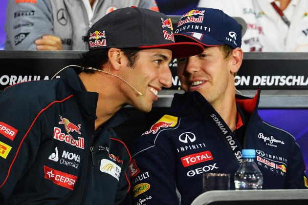 F1 2014 Driver Lineup: Which Seats Are Confirmed and Which Are Still Open?
