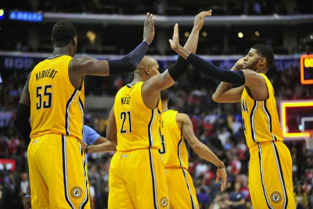 Indiana Pacers Power Rankings: Rating Every Player After First 6 Weeks