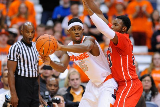 Syracuse Basketball: Potential Trap Games for Orange in 2013-14
