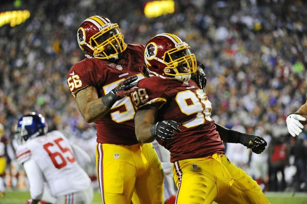 5 Bold Predictions for Redskins Week 14 Matchup