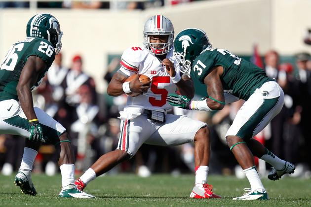 Big Ten Championship 2013: Complete Game Preview for Ohio State, Michigan State