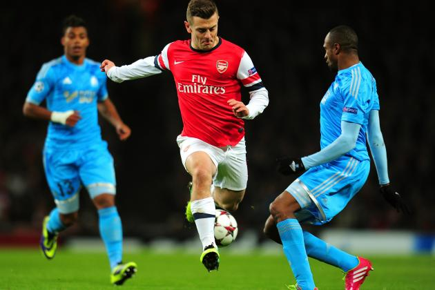 The 4 Areas in Which Arsenal's Jack Wilshere Has Improved