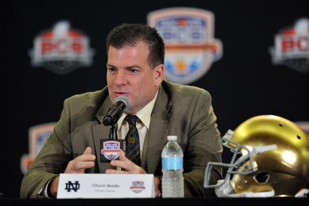 Notre Dame Football: 5 Potential Candidates for Irish's OC Job