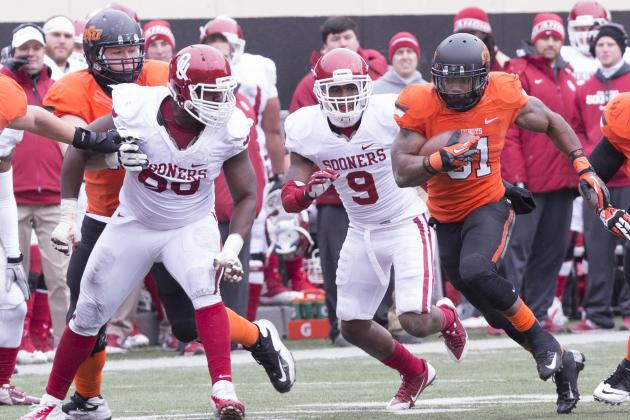Oklahoma vs. Oklahoma State: 10 Things We Learned from 2013 Bedlam Series