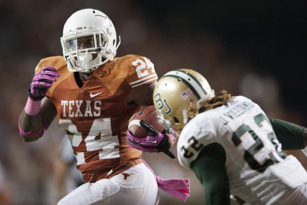 Texas Longhorns at Baylor Bears: Complete Game Preview