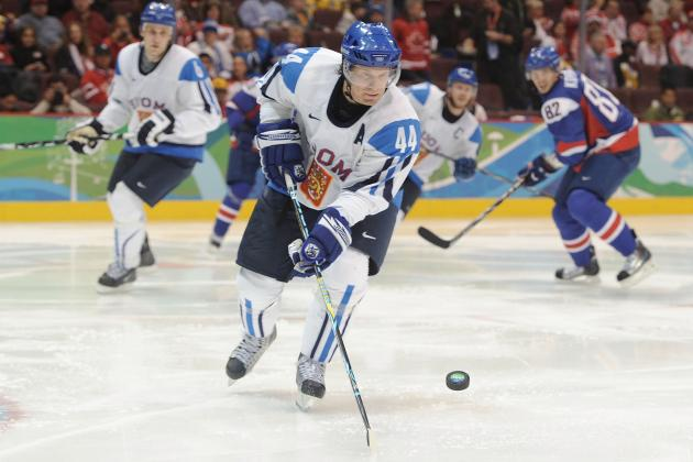 Predicting Which Philadelphia Flyers Will Play in 2014 Winter Olympics
