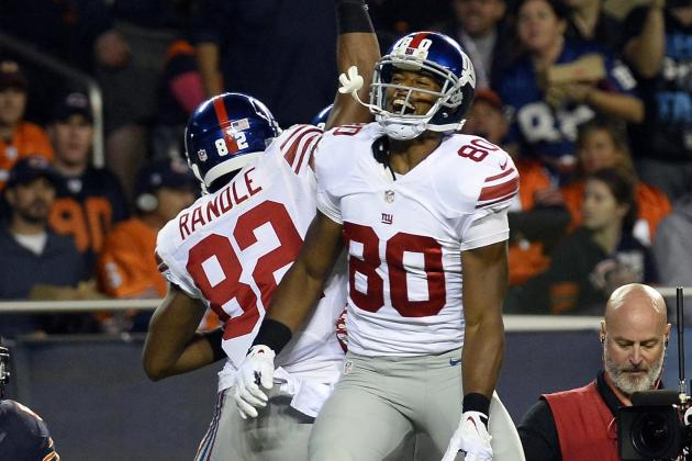 5 Bold Predictions for New York Giants' Week 14 Matchup