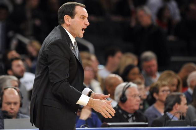 Duke Basketball: Potential Trap Games for Blue Devils in 2013-14