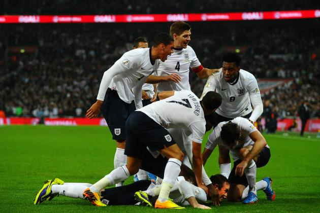 World Cup 2014: 4 Keys to Success for England in Brazil