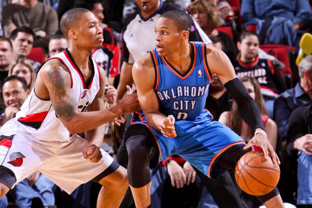 Definitive Guide to Thunder vs. Blazers and Wednesday's NBA Action