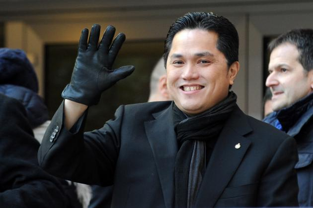 5 Benefits of Erick Thohir's Arrival at Inter Milan