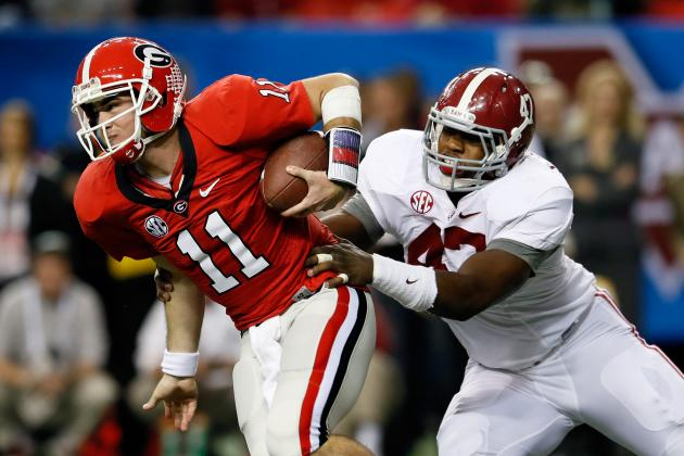 Power Ranking the 5 Best SEC Championship Games Ever