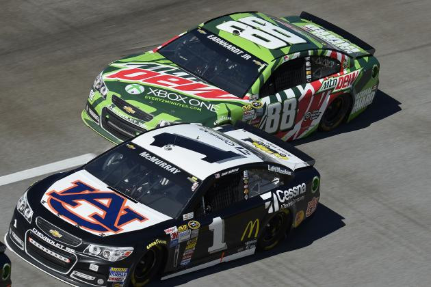 5 NASCAR Drivers Set to Break out in 2014 Sprint Cup Series