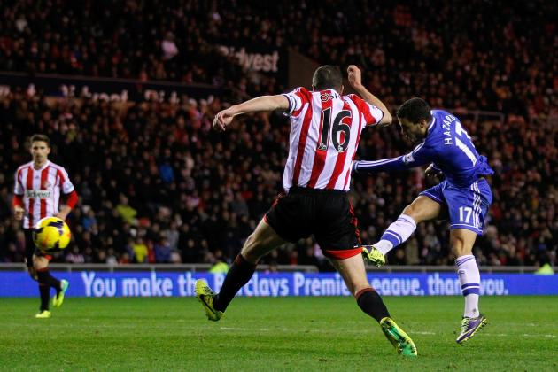 Sunderland 3-4 Chelsea: 6 Things We Learned