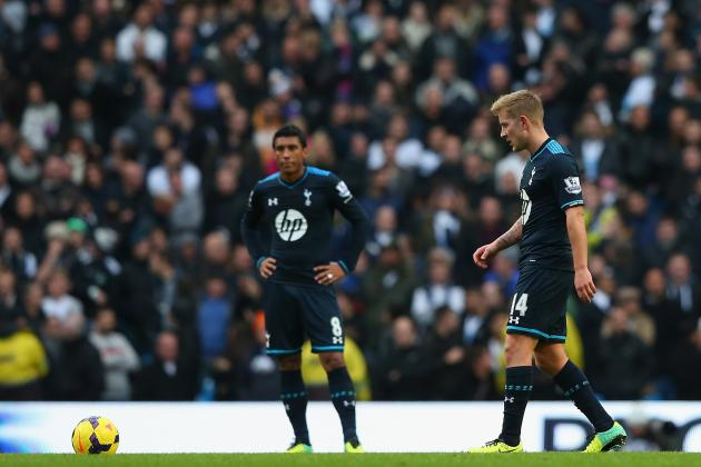 Why Andre Villas-Boas Needs to Bench Paulinho for Lewis Holtby