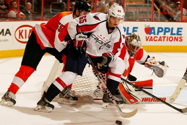 Predicting the Next 5 Washington Capitals Prospects to Arrive in the NHL