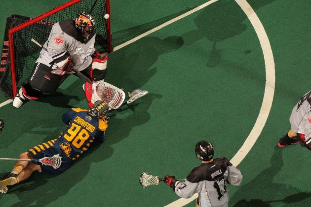 National Lacrosse League's Top 15 Plays of 2013