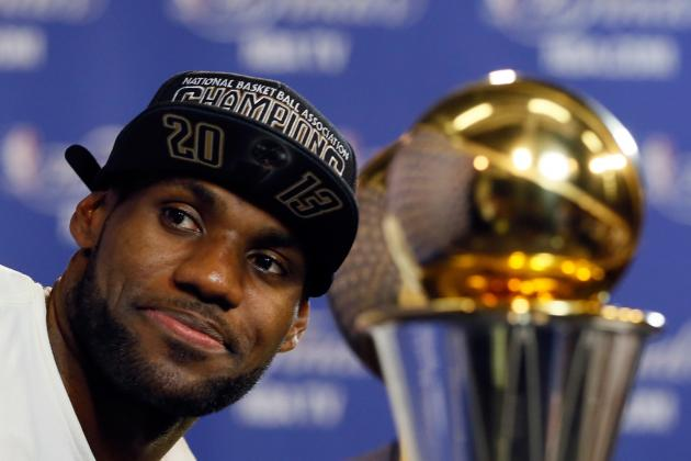 21 People Who Made LeBron James the Man He Is Today