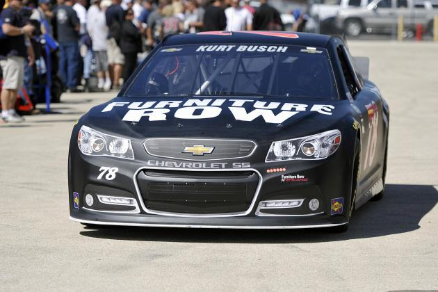 Small-Team Drivers with Best Chance to Shake Up 2014 NASCAR Sprint Cup Series