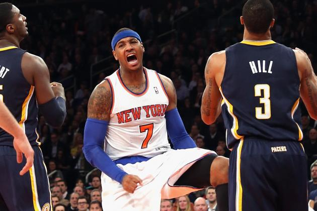 Buying or Selling NY Knicks' Most Surprising Stats After NBA's First Month