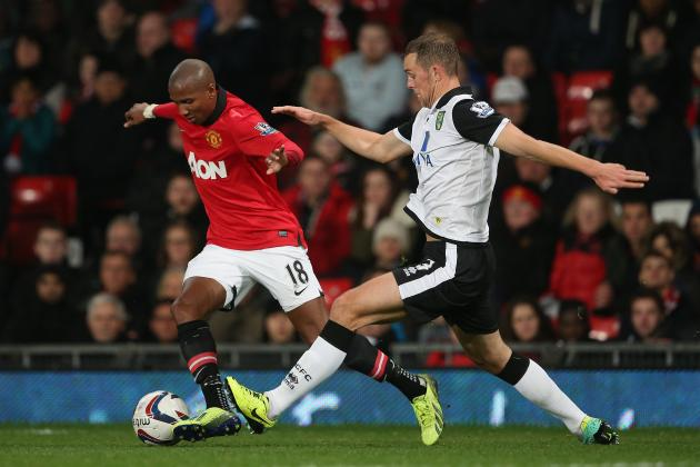 Ashley Young Transfer Rumours: Latest News on Man Utd Star Week of Dec. 2