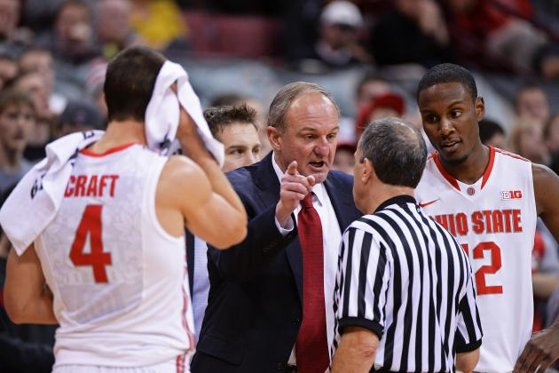 Ohio State Basketball: Potential Trap Games for Buckeyes in 2013-14