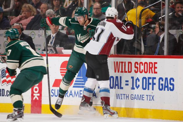 The Most Disappointing Colorado Avalanche so Far in 2013-14
