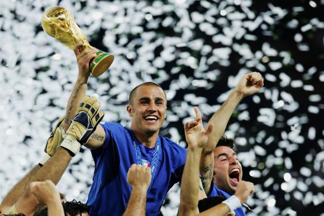 Italy: The Journey to Their 2006 World Cup Victory